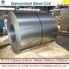 bobine en acier galvanisée plongée chaude de matériau de construction de Gi de 0.6mm