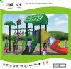 Spielplatz Kaiqi der kleinen Waldthemenorientierter Kinder mit Plättchen (KQ30101A)