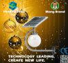 Luz ahorro de energía solar patentada del diseño para la calle usar