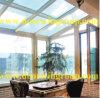 Modèle européen et américain Windows en bois en aluminium