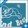 Contrassegno tessuto taffettà di modo per l'indumento