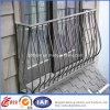 주거 Safety Black Wrought Iron Fence (dhfence-20)