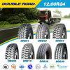 3 Zeile Radialhochleistungs-LKW-Gummireifen-Reifen (12R22.5)