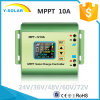 Controlador solar Mpt-7210A da auto 10A-MPPT 24V/36V/48V/60V/72V Li-Bateria de MPPT/DC-DC