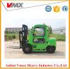 3 Tonnen-Dieselgabelstapler mit Kabine und doppeltem Luftfilter