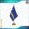 Plastic bon marché Table Flag 6X9  pour Gift (NF09P04021)