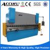Hydraulische Druckerei-Bremsen-Winkel-verbiegende Stahlmaschine