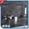 Misturador de bronze fixado na parede da banheira (FE019G-CCT)