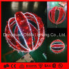 Kugel-Weihnachtsbeleuchtung des Bilden-in-China Lieferanten-LED dekorative
