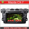 マツダCx7 2001-2011年(AD-7135)のためのA9 CPUを搭載するPure Android 4.4 Car DVD Playerのための車DVD Player Capacitive Touch Screen GPS Bluetooth