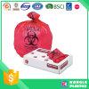 Bolsos médicos de Wast para la esterilización usada en hospital