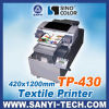 Tp-430 dirigem à impressora do vestuário especialmente para a impressão da camisa de T