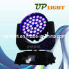 급상승 Moving Head 36*10W 크리 말 LED Wash Light