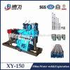 Chinesisches Manufacturer 150m Depth Water Well Drilling Rig für Sale Xy-150