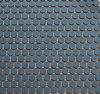 Mosaico rotondo lucido del Matt/di ceramica/porcellana bianca/nero (ZRZD-049)