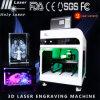 Machine van de Gravure van de Laser van het Kristal van de Machine van de herinnering hsgp-4kb 3D