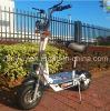 36V 500Wの折るバイク、道のタイヤのEvoのブラシレスハブモーターを離れてサーフする小型電気スクーター