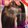 5AブラジルのHair Lace Closure 100%年のHuman Hair Closure