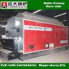 La caldera de vapor automática del carbón de la rejilla de cadena 6000kg 6ton 6t, carbón encendido, caldera del carbón, carbón de la caldera de vapor encendió la caldera