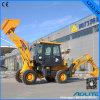 Миниый Backhoe Az22-10 затяжелителя трактора с номинальной нагрузкой 1200kg