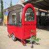 China-neue Auslegung-bewegliche Towable Imbiss-Schnellimbiss-Wagen