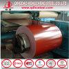 Bobine enduite par couleur PPGI de tôle de l'acier Ral9006/9007/7001
