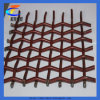 Mining (CT-62)のための高炭素のSteel Crimped Wire Mesh