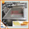 Pommes chips de capacité d'Ud-Yz500 Samll faisant frire la machine/friteuse