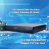 4CH720p/960p/1080P NVR für IP Camera