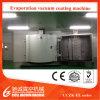 Matériel en aluminium automatique de métallisation sous vide de lampe de machine/véhicule de métallisation sous vide d'évaporation de réflecteur de lampe