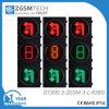 Lumière rouge/led verte de feux de signalisation, voyant d'alarme de sécurité routière