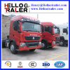 China Sinotruk HOWO 6*4 371HP Tractor Head Truck for halls