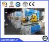Perfurador do trabalhador hidráulico do ferro e trabalhador hidráulicos do metal da tesoura