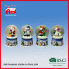 95mm Diameter Transparent Water Globe Christmas Decoration