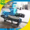 Separador líquido contínuo para o porco/galinha/pato/vaca/rebanhos animais/estrume dos rebanhos animais/desperdício animal com ISO9001