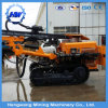Установленная Crawler машина гидровлического портативного тяжелого рока гранита Drilling