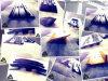 D155, D65, D85, D6r, D6n, D40, D7g 의 모충, Komatsu, 히타치, Doosan, Volvo, Hyundai를 위한 D6m 불도저 궤도 단화