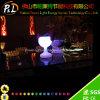 무선 둥근 휴대용 다채로운 LED 테이블 램프