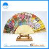De hand Levering voor doorverkoop van China van de Ventilator van het Bamboe van de Ambacht