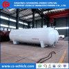 50000L LPG Tanker 25 Tonnen LPG-Sammelbehälter-für Nigeria