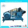 Compressore marino tipo pistone di raffreddamento ad aria del peschereccio