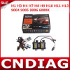 35~45W Xenon magro HID Kit H1 H3 H4 H7 H8 H9 H10 H11 H13 9004 9005 9006 6000k