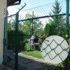 PVC enduit ou galvanisé Chain Link Fence pour la sécurité, la route, Commerical, Résidentiel, écoles, Construction