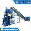 Bloc de verrouillage de brique de l'argile Hr1-10 complètement automatique effectuant la machine