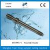 Het Schurende Lichaam van uitstekende kwaliteit van de Pijp van de Snijder van de Straal van het Water voor Waterjet Hoofd