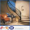 Escalera de acero decorativa de interior de la alta calidad