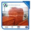 Barriera di sicurezza della costruzione dell'HDPE, rete fissa d'avvertimento