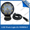 lâmpada 4  4X4 Offroad do trabalho da luz de condução do diodo emissor de luz do ímã 27W