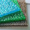 工場価格のダイヤモンドによって浮彫りにされるポリカーボネートの固体シート