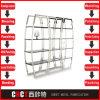 Solo Steel Metal Display Board Shelf para Market